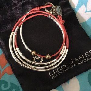 Lizzy James Mini Friendship Wrap Bracelet